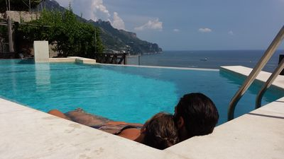 Pagliarulo Complex - High Quality Accommodations - pool, sea view, WIFI and BBQ