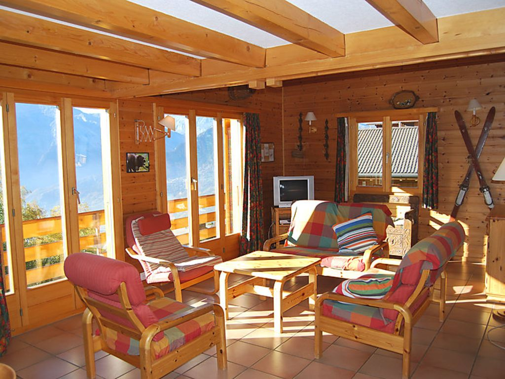 Holiday house 86700, Veysonnaz, Valais