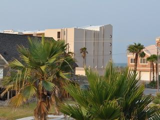 South Padre Island condo photo - Ocean view from the deck