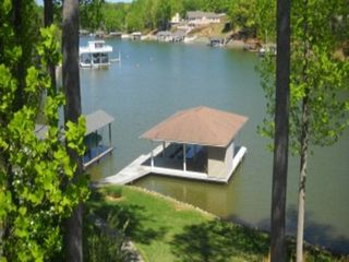 Union Hall house photo - Walk down to your private covered dock!