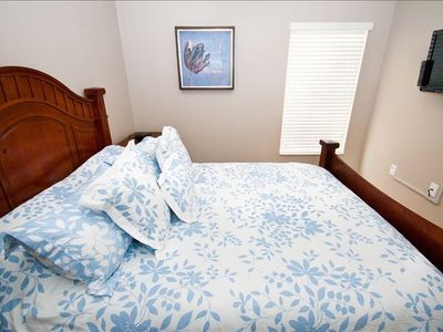 Highgate Park villa rental - Probably The most comfortable bed on the planet, maybe not but its really comfy
