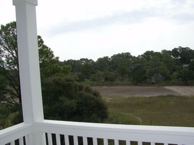 View from Master Bedroom veranda
