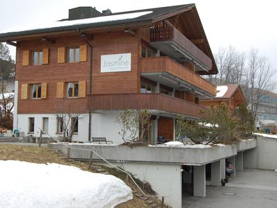 Grindelwald apartment rental - House Jasmine, Endweg 33