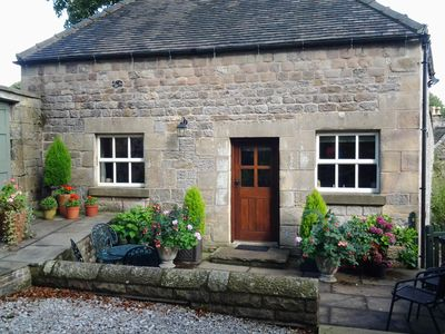 The Bothy, Gardeners Cottage on Private Estate In The Heart Of The Peak District