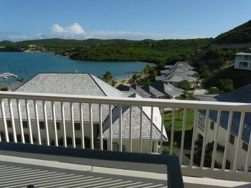 Balcony View over the Resort