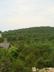 Branson house photo - View from Deck