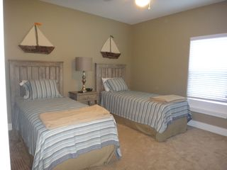 Mexico Beach house photo - 2 Extra long twin beds