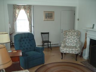 Nantucket Town house photo - Living Room