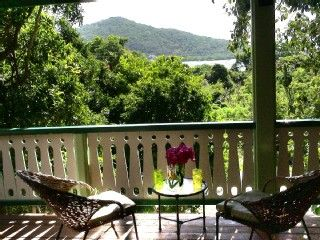 Fish Bay cottage photo - Deck