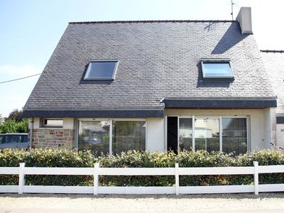 House for 4 persons 300 m from the beach in Brittany