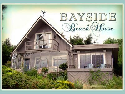 Your Oceanfront Hideaway on Baynes Sound