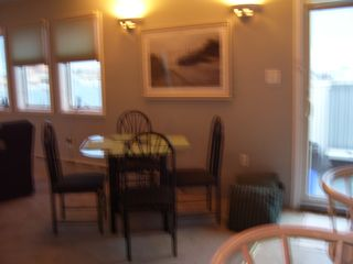 Atlantic City apartment photo - A dining area
