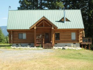 Beautiful Log Cabin On The Banks Of The Wen Vrbo