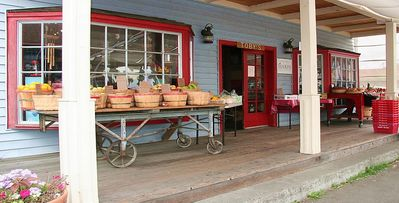 Shop/ Dine/ Dance/ Browse Galleries, Pt Reyes Station has something for everyone