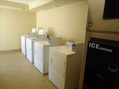 Laundry Rooms at the facility for your availability.