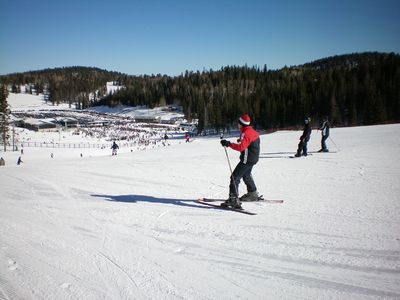 Sunrise Ski Resort, fun in the snow for everyone