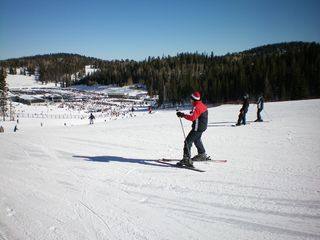 Pinetop condo photo - Sunrise Ski Resort, fun in the snow for everyone