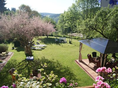 Naturnaher holiday with castle views in Upper Palatinate Forest