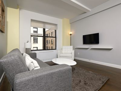 Broadway and 91st Street!! 700 SqFt One Bedroom! All Amenities Included.