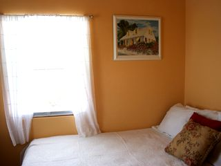Providenciales - Provo cottage photo - Bedroom with Queen size bed and private bath