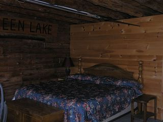Green Lake lodge photo - Bedroom