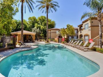 Tempe condo rental - Soak in the Arizona sun at this lovely Tempe vacation rental condo, featuring fantastic resort-style amenities!