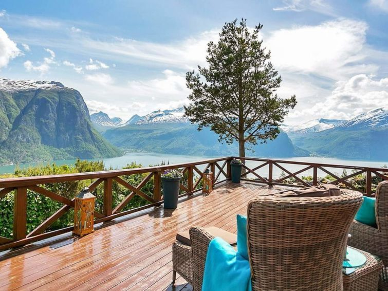 Vacation home Lingås  in Valldal, Northern Fjord Norway - 8 persons, 3 bedrooms
