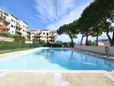 Apt Antibes 5 Mn Sea, AC, Parking, Terrace, Wifi