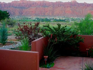 Moab condo photo - Rim View from Private Patio. Also view from Master Bedroom.