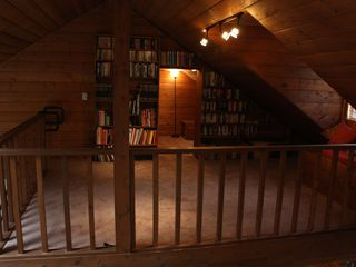 Sebastopol house photo - Library Loft