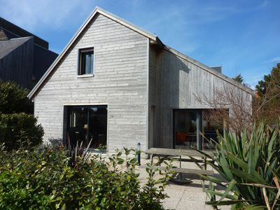 House for QUEND BEACH in the dunes 300 meters from the seafront.