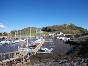 Axmouth harbour 2