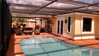 Caloosahatchee River District/fort Myers Real Florida Living With Pool And Rooms