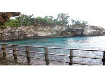 Clear Crystal Waters of the Caribbean Sea, Negril