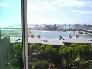 Oceanside condo photo - View from the master