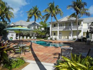 Key West villa photo - Porter Court is an exclusive group of homes surrounding a large pool.