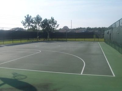 Community Basket Court