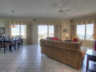 CV 403 Pet Friendly--Gulf view 3 Bed /3Bath Plus Beach Service in Season