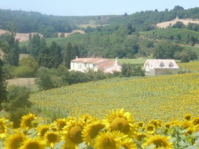Domaine De La Barre: Private Gite With Pool Near Carcassonne, France
