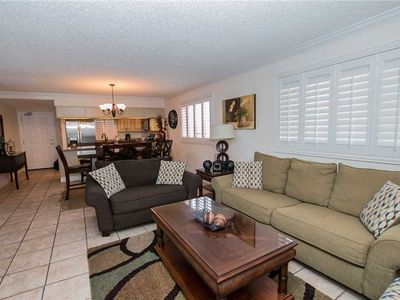 Spacious Unit With Lavish Updated Kitchen And Homey Furnishings