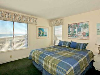 Amelia Island condo photo - Second Master Bedroom King With a Great View