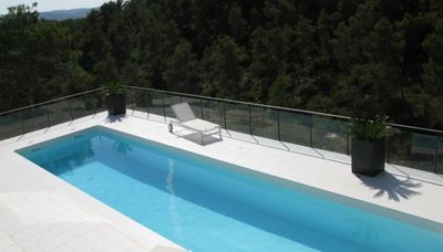 Lovely And Luxury Villa With Swimming Pool In Sitges Hills
