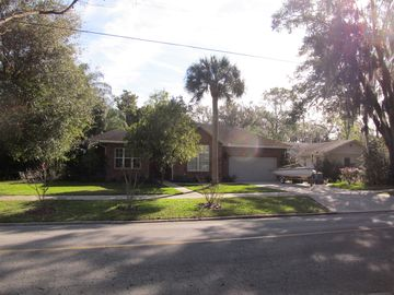 Winter Haven house rental - Charming Home on Oak lined Street