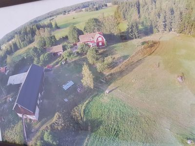 Country Farmhouse + Guest House + Barn + Private Land/Forest