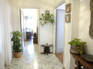 Nomentano apartment photo - The elegant entry