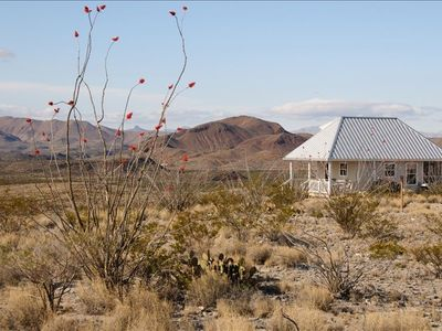The Retreat - Views of Nine Point and Jack Eden Mesas and Corazones Mountains