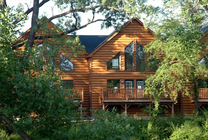 cabin rentals near starved rock state park illinois