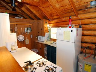 Rangeley Lake cabin photo - Kitchen