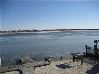 Barnegat Light house photo - View from lower deck