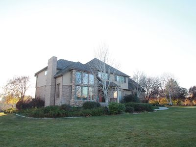 Charming Estate on 4 private park-like acres, close to freeway, shopping, dining